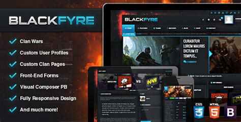 blackfyre create your own gaming community by skywarrior
