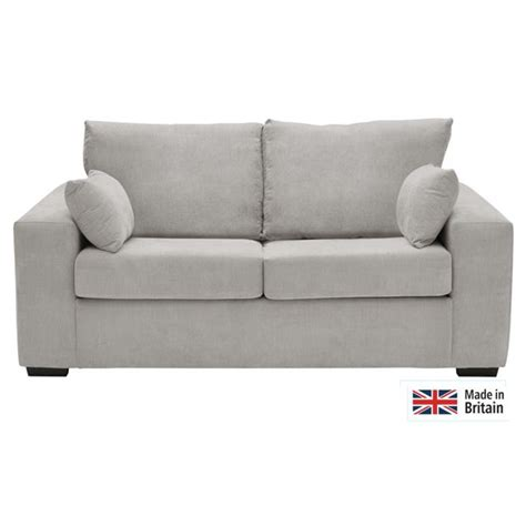 buy sofa bed online uk buy heart of house eton fabric sofa bed grey at argos co