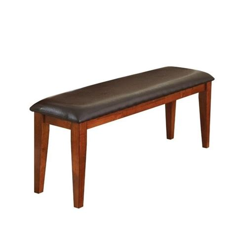 light bench steve silver company mango bench in light oak go400bnk