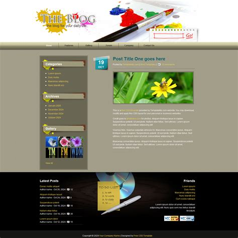 css layout paint composite template 071 paint blog