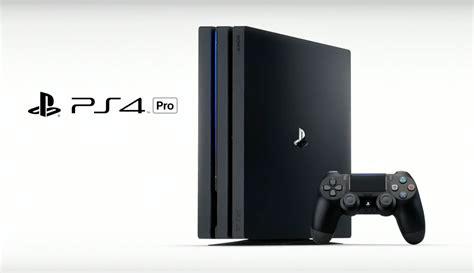 Playstation 4 Pro by Playstation 4 Pro Uscita Prezzo Caratteristiche