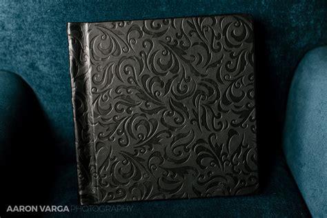 Wedding Albums Leather by Black Leather Wedding Album Longue Vue Club Wedding