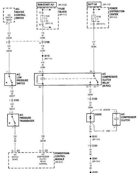 solved need a wiring diagram for 2001 pt cruiser fixya