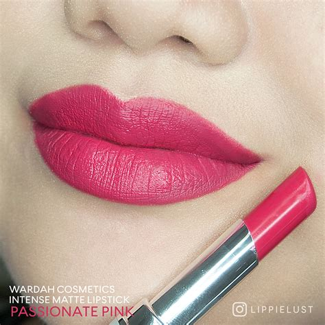 Lipstik Wardah Matte Lip harga spesifikasi wardah matte lipstik no 5 terbaru