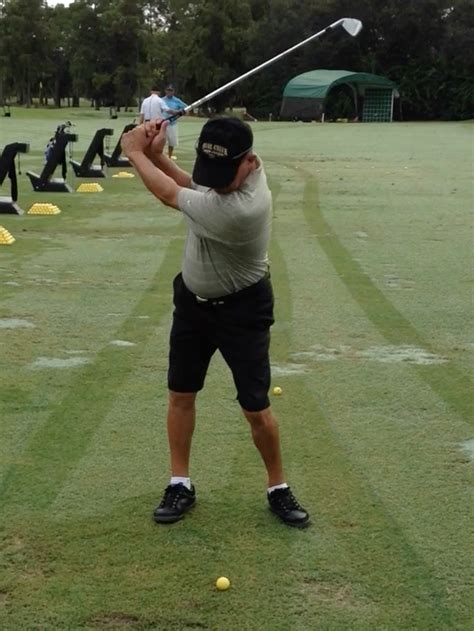 swinging pete the titleist performance institute and me golfersreport