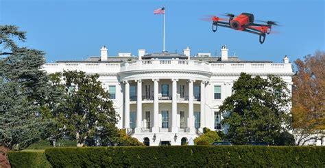 het witte huis drone operator aangehouden bij het witte huis