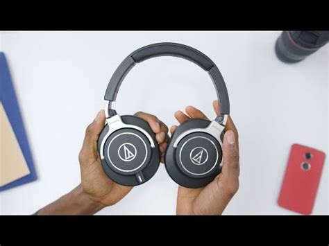 Headset W King Bh800 Active Noise Cancelling Headphone Ear mkbhd audio technica ath m70x review headphones