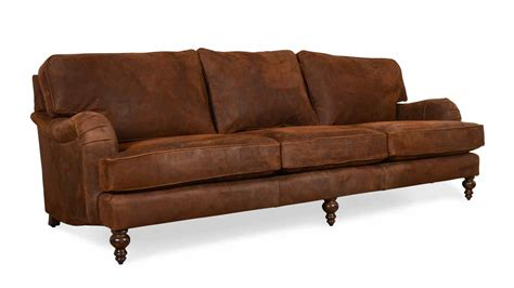 pillow arm leather sofa all leather sofas cococo home