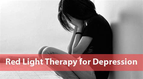 light therapy l for depression benefits of red light therapy
