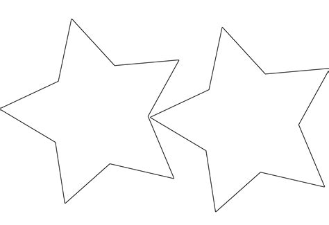 large star template printable cliparts co large star template printable cliparts co