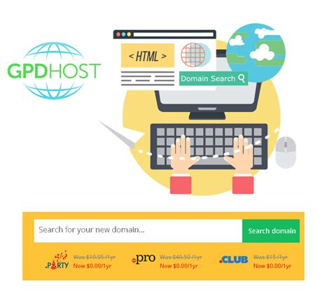 claim   domainclubproparty  hosting plan