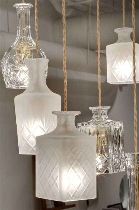Creative Hanging Lights 25 Diy Bottle Ls Decor Ideas That Will Add Uniqueness