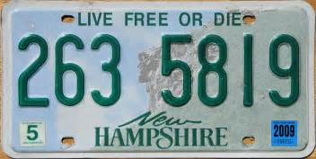 new car license plates mosses make two different plants from the same genome and