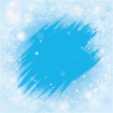 Winter Snowflake Backgrounds Design Vector Free Vector