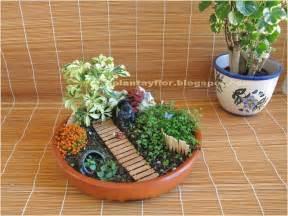cascadas rocallas y adornos para tu jardin mini