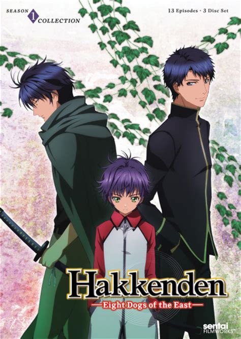 hakkenden eight dogs of the east karneval anime planet