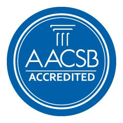 Uno Mba Program Curriculum by Aacsb Logo