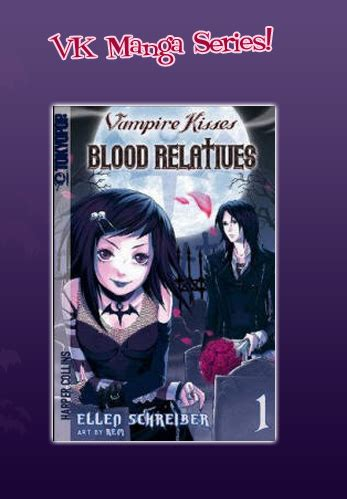 Royal Blood Vire Kisses Book 6 official site of schreiber