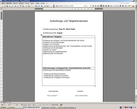 Praktikum Berichtsheft Vorlage Wieso Wird Diese Der Schreibung Des Praktikumsbericht Nicht Angenommen Schule Ausbildung