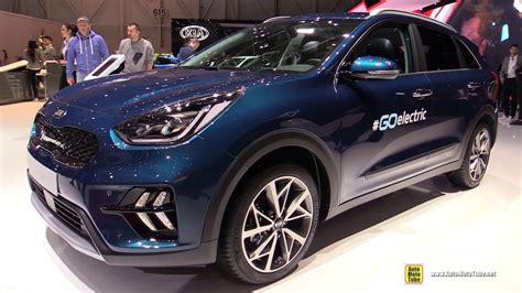 2020 Kia Niro by 2020 Kia Niro In Hybrid Exterior And Interior