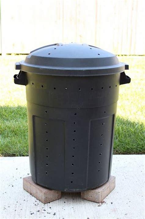 plastic compost bin 12 creative diy compost bin ideas composting diy
