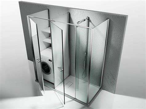 box doccia vismaravetro prezzi il box doccia con lavatrice incorporata