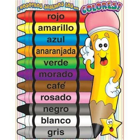 color in spanish 60 best images about spanish colors on pinterest spanish