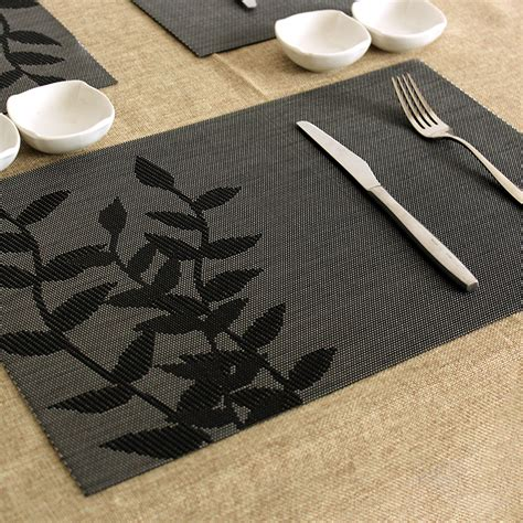 Dining Table Mats Pat Mat Heat Insulation Placemat Dining Table Mat Heat
