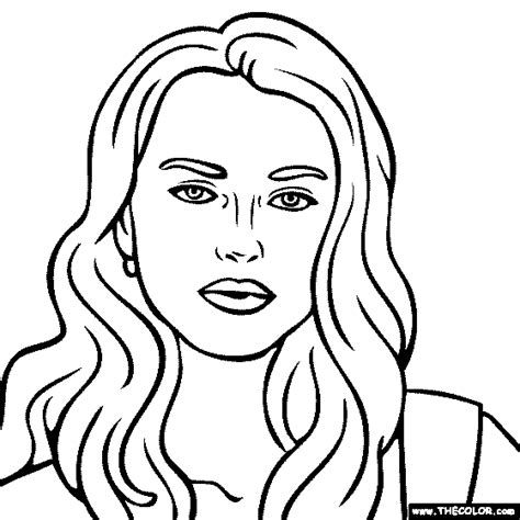 free coloring pages of e katy perry