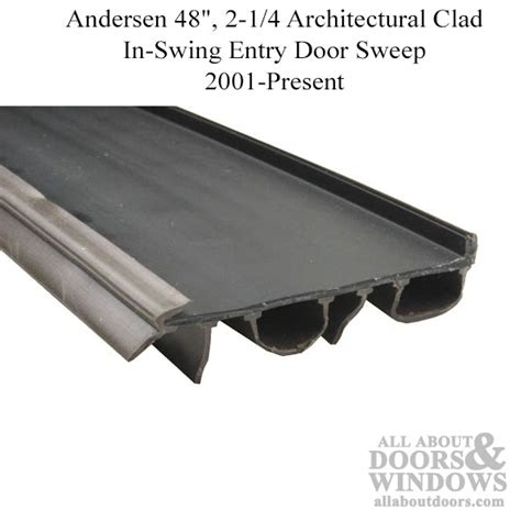 andersen door bottom sweep replacement door sweeps rubber door sweep aluminium alloy scratch