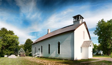 rugged cross church the rugged cross church we stopped in pokagon on the w flickr
