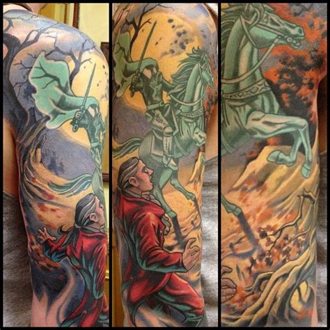 Ink Hollow sleepy hollow by russ abbott at ink dagger