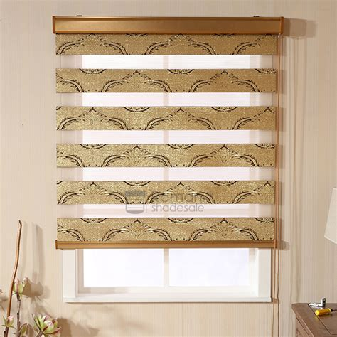 fabric pattern roller shades luxury jacquard patterned fabric roller shades