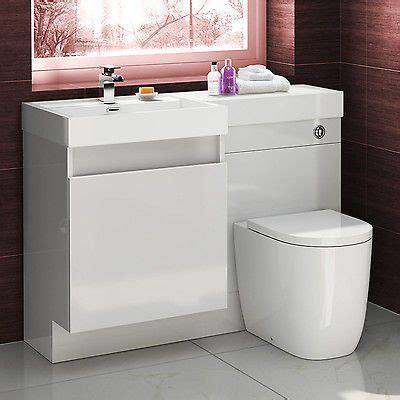 Bathroom Combined Vanity Units Basin Oval Toilet Vanity Unit Combination Bathroom Suite Sink Wc 1206 X 880m View More On