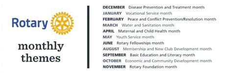 Jan 29 2016 Jan 24 2016 Rotary Bulletin Templates