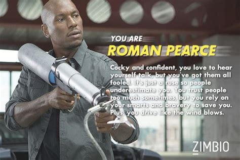 fast and furious quiz which character are you which fast furious character are you quizes roman