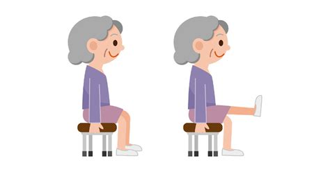 chair exercises   ageless grace performed