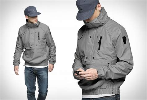 Homedesigning the anorak by nobis