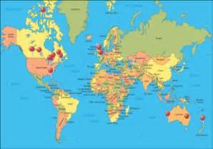 Ww2 World Map by Wwii World Map Www Imgarcade Com Online Image Arcade