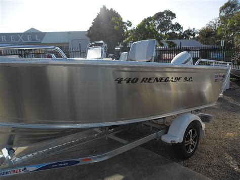 quintrex boat prices qld new quintrex 440 renegade power boats boats online for