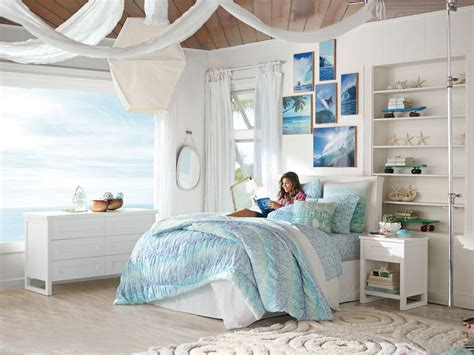 beach inspired bedroom kelly slater for pottery barn kelly slater collection for