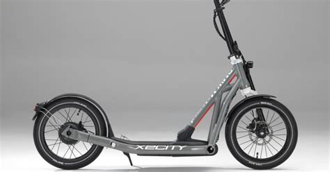 Bmw Motorrad Mit Dach by Bmw S X2city Electric Kick Scooter Will Go On Sale Later