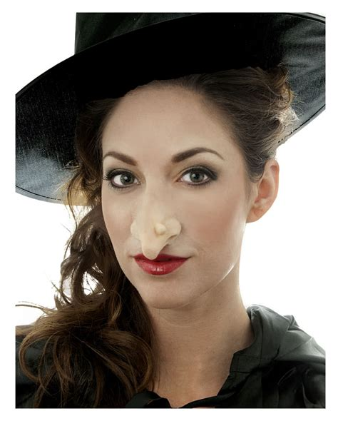 How To Make A Witch Nose Out Of Paper - witch nose for your witches makeup karneval universe
