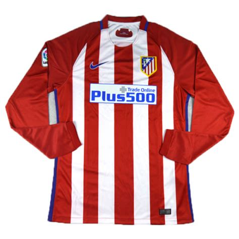 Baby Jumper Real Madrid Home 1617 16 17 atletico madrid home ls football shirt 898748 163