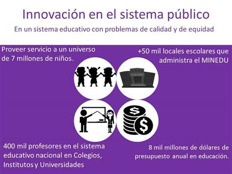 conferencias virtuales minedu ministerio de educaci n innovaci 243 n en la educaci 243 n blogs gesti 243 n
