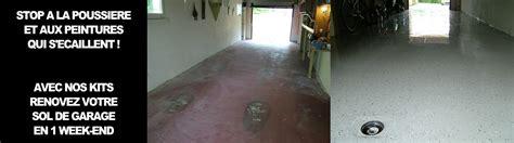 sol garage resine accueil