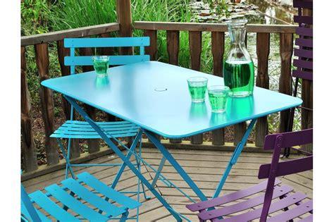 Table Fermob Bistro 97 X 57 Table Bistro M 233 Tal 97 X 57 Cm Fermob