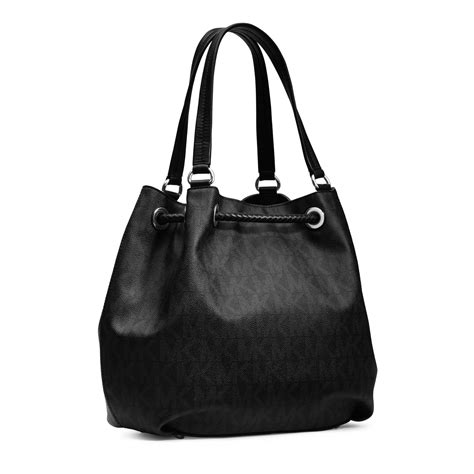 New Motif Michael Kors Specchio Shopping Tote 4in1 michael kors jet set item logo large gathered tote in black lyst