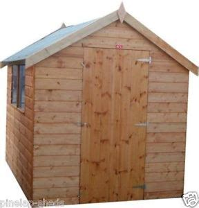 apex factory seconds garden shed tg   ebay