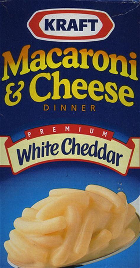 Kraft Macaroni N And Cheese White Cheddar Ceddar 206 Gr kraft white cheddar macaroni cheese 171 food in real